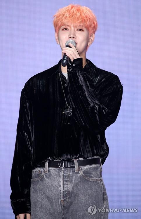 韩团NU'EST成员REN取消在港开唱日程