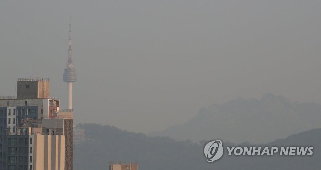 韩中日联合报告:韩国PM2.5五成内因三成来自中国