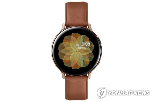 三星Active 2智能手表LTE版明在韩上市