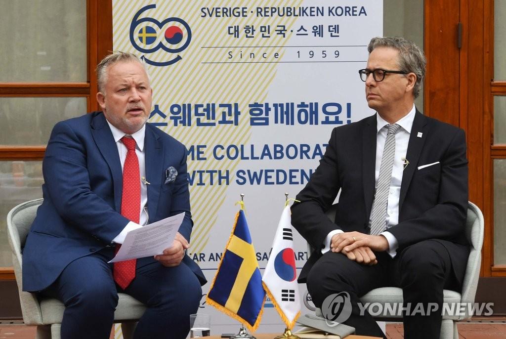 瑞典韩半岛事务特使:拟再邀朝美重启核谈