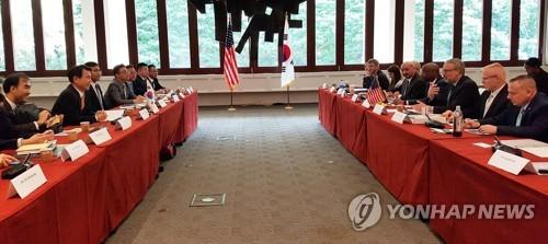 韩美第11份防卫费分担协定第二轮谈判进入第二天