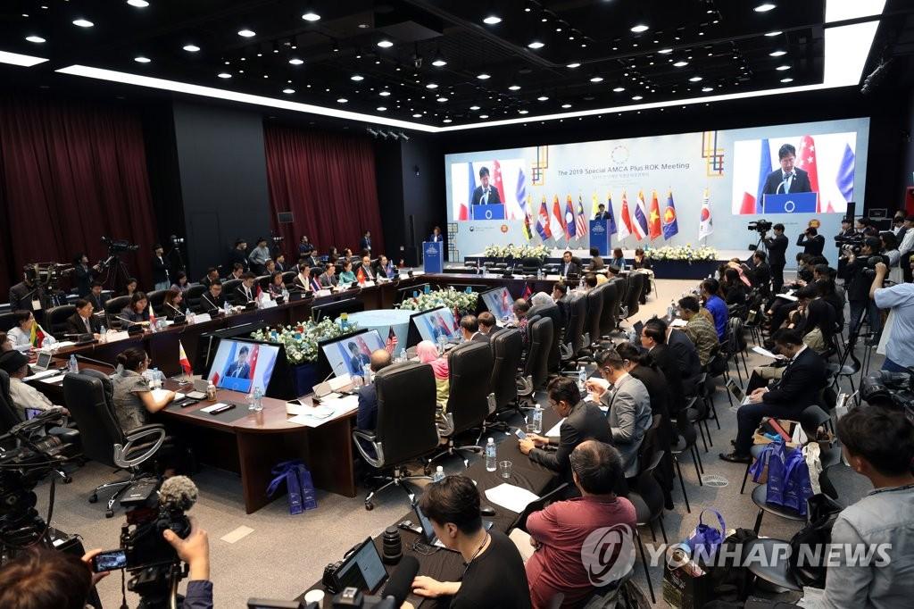 韩联社成为韩国-东盟特别峰会东道主通讯社