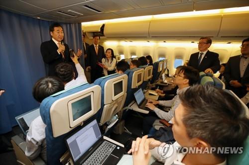 韩总理:日本财经界强调韩日经济合作重要性