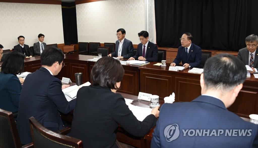 韩政府拟下月同日本举行第二轮世贸磋商