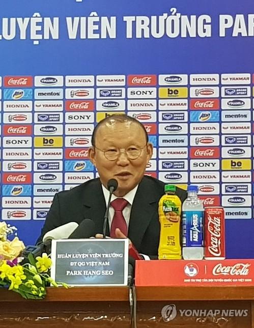 越南国足韩籍教练朴恒绪续约三年