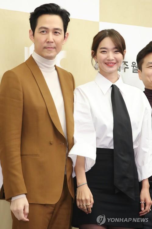 新剧《辅佐官2》发布会