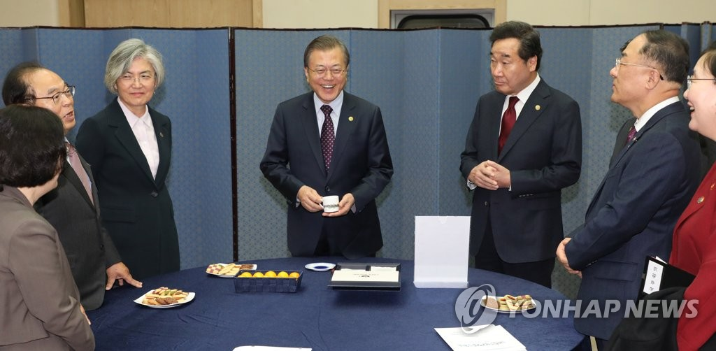 韩国政府开会检查韩-东盟峰会筹备情况
