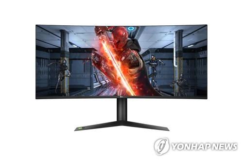 LG电竞显示器