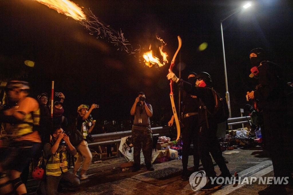 旅港韩国留学生出于安全考虑陆续回国