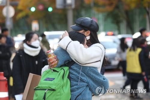 详讯:韩国2020学年高考开考 55万人应考