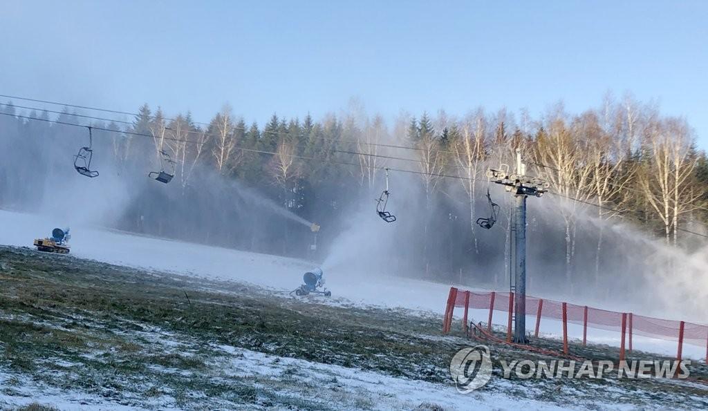 又到一年滑雪季
