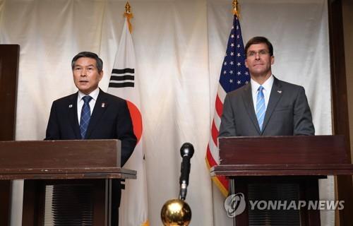详讯:韩美商定推迟联合空中演习