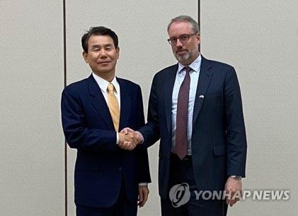 韩美第11份防卫费分担协定第三轮谈判进入第二天