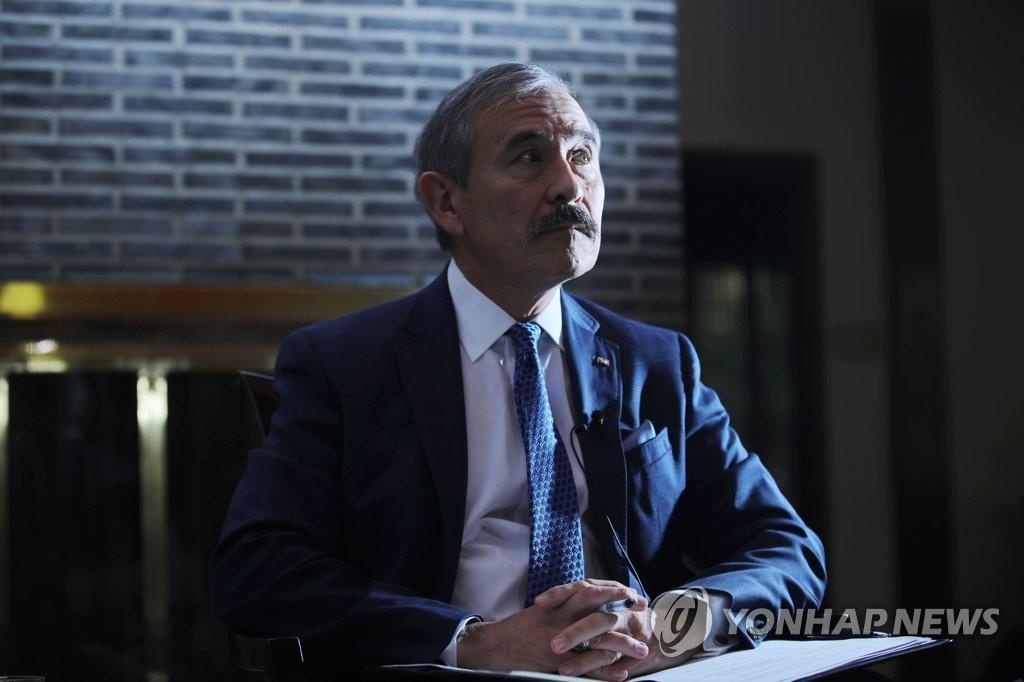 美驻韩大使就韩政府推进与朝合作强调韩美协商