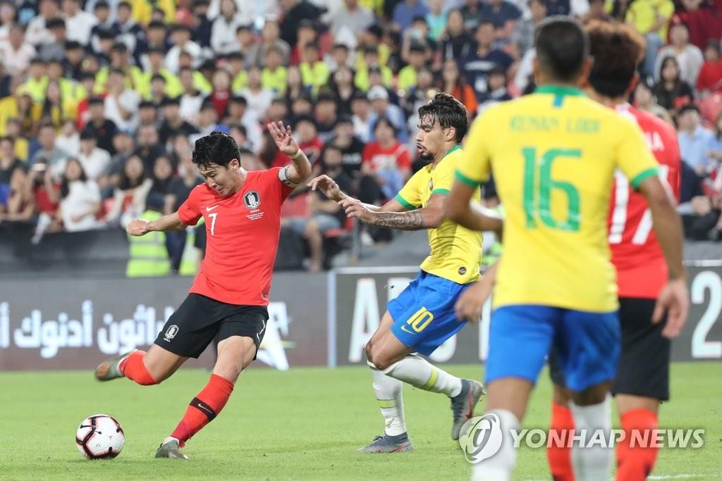 韩国国足最新FIFA排名第41 连跌两月