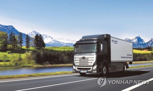 现代汽车拟在华生产氢燃料商用车