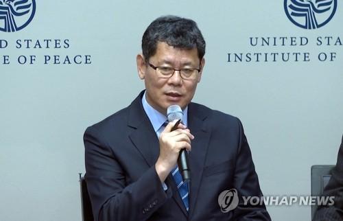 韩统一部长官在美出席论坛
