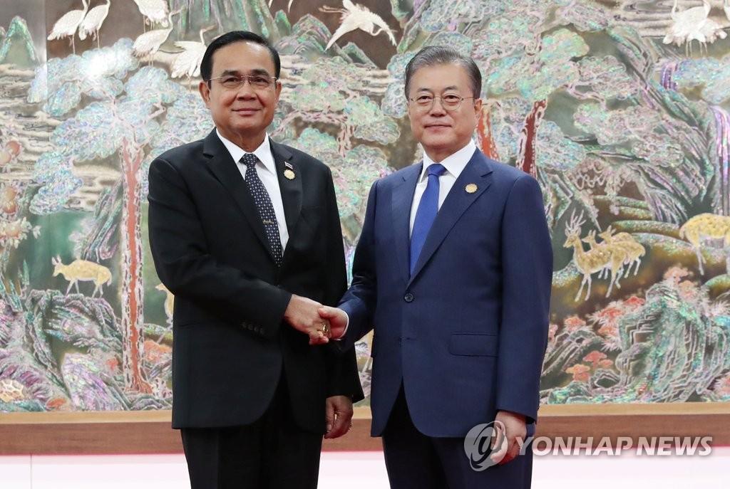 韩国和湄公河流域国家发表《汉江湄公河宣言》