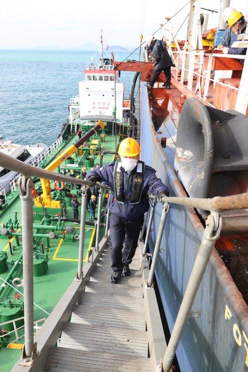 韩下月起面向所有抵港船实施检疫监管