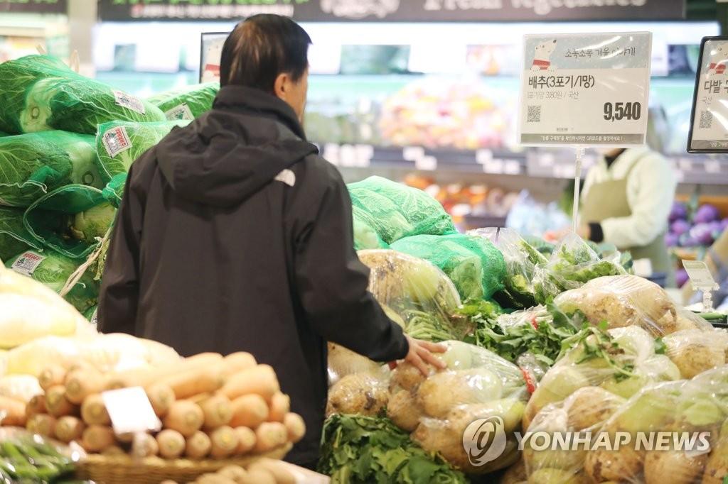 详讯:韩2019年全年CPI同比上涨0.4%