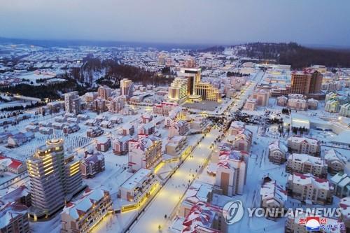 """朝鲜""""革命圣地""""三池渊郡升级为市"""