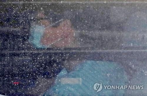 详讯:朴槿惠出院重回看守所