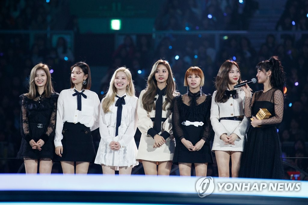 JYP娱乐就TWICE被骚扰向警方寻求保护