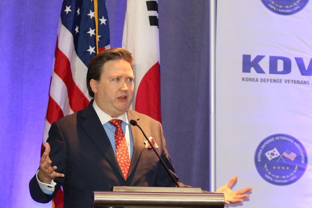 美副助理国务卿:韩美同盟系印太和平关键