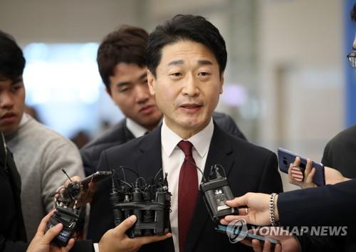 韩方代表结束韩日司局级经贸对话筹备会回国