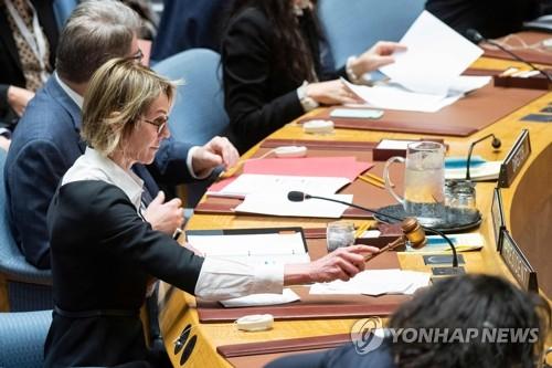 详讯:朝鲜谴责美召集安理会暗示或重返强硬路线