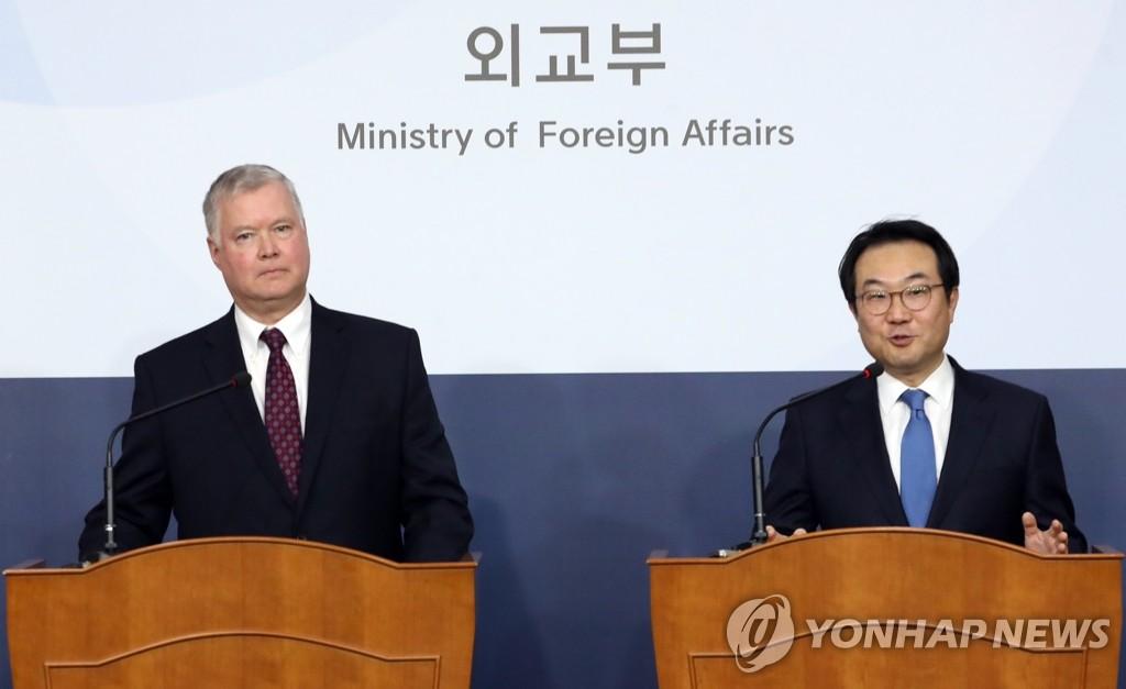 韩对朝代表李度勋明访美会晤美副国务卿比根