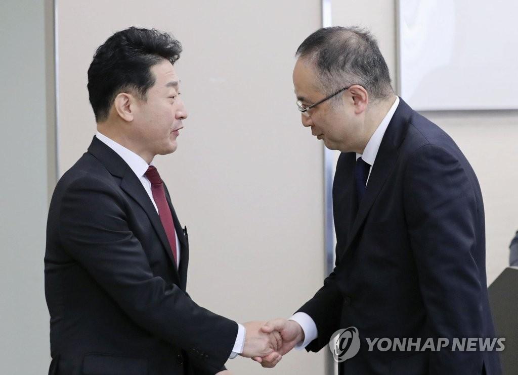 详讯:韩日举行第七次出口管理政策对话会