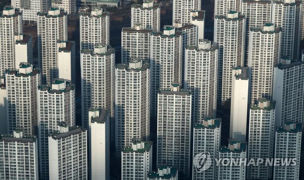 2018年韩国房产超10套者人数创新高
