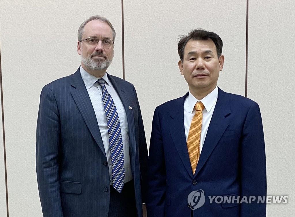 韩美防卫费分担谈判在美举行