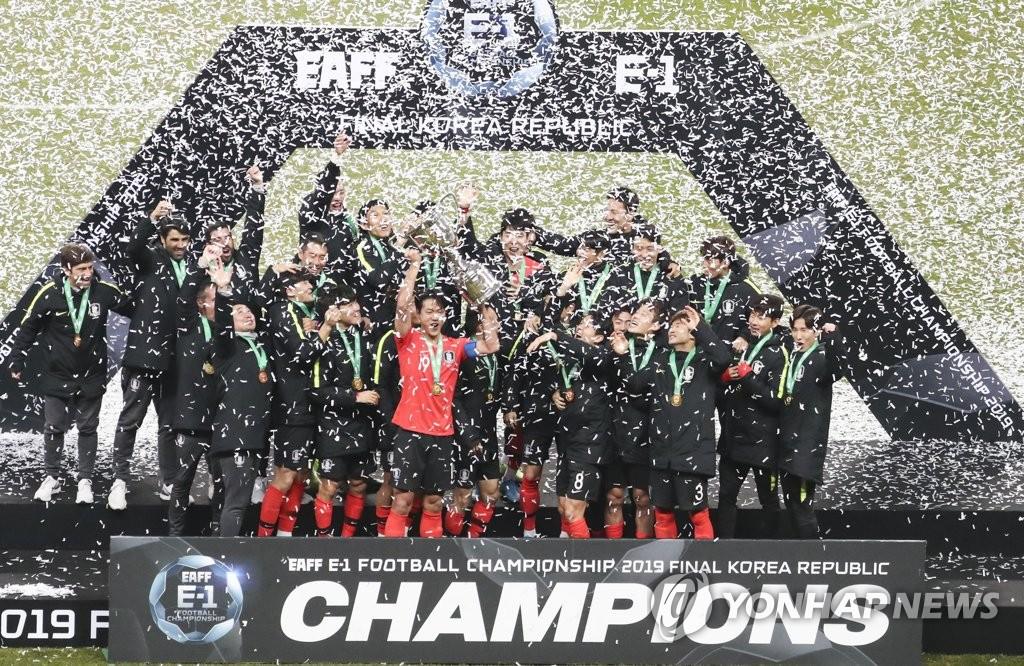 韩国国足最新FIFA排名保持第40