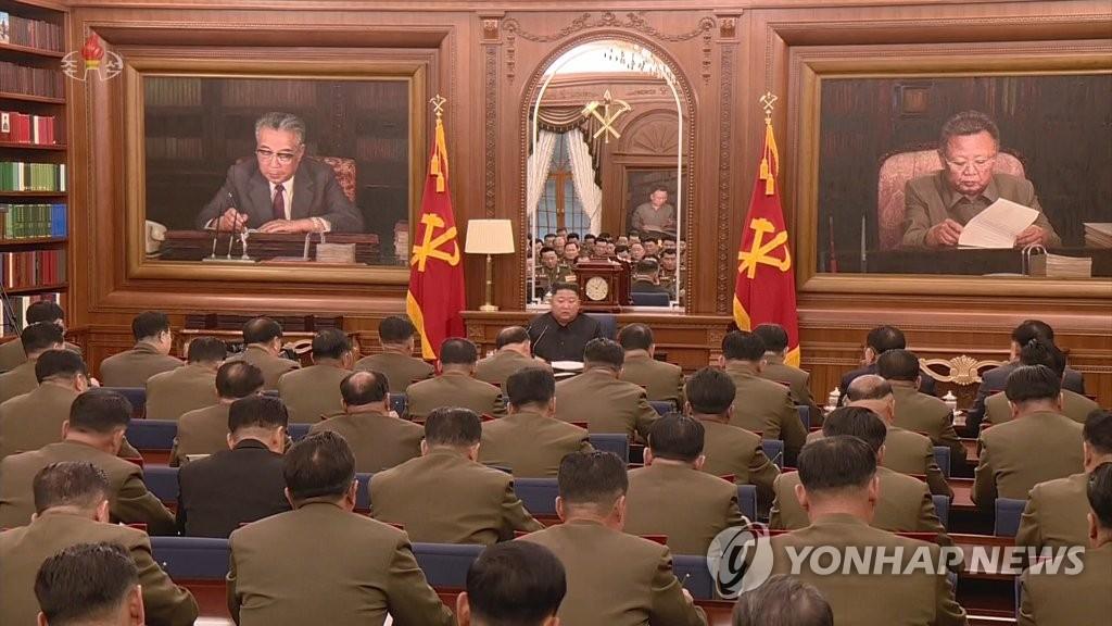 韩国政府慎重回应朝鲜召开党中央军委会