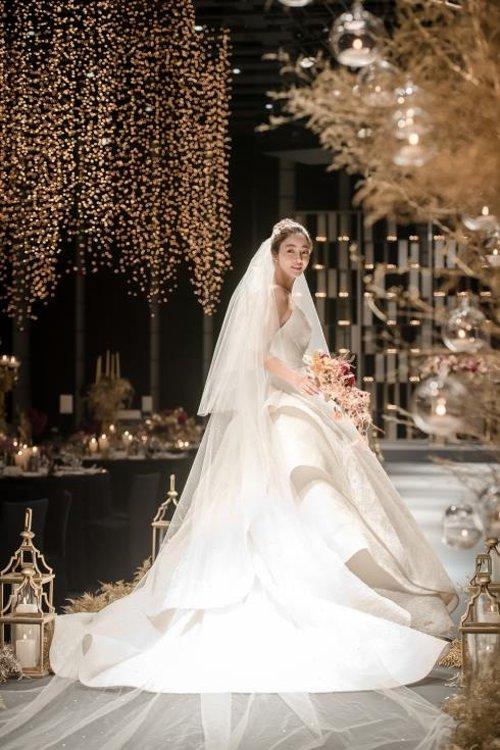 徐孝琳举行婚礼