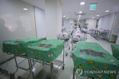 统计:韩第三季出生人口同比减6.2%创最低