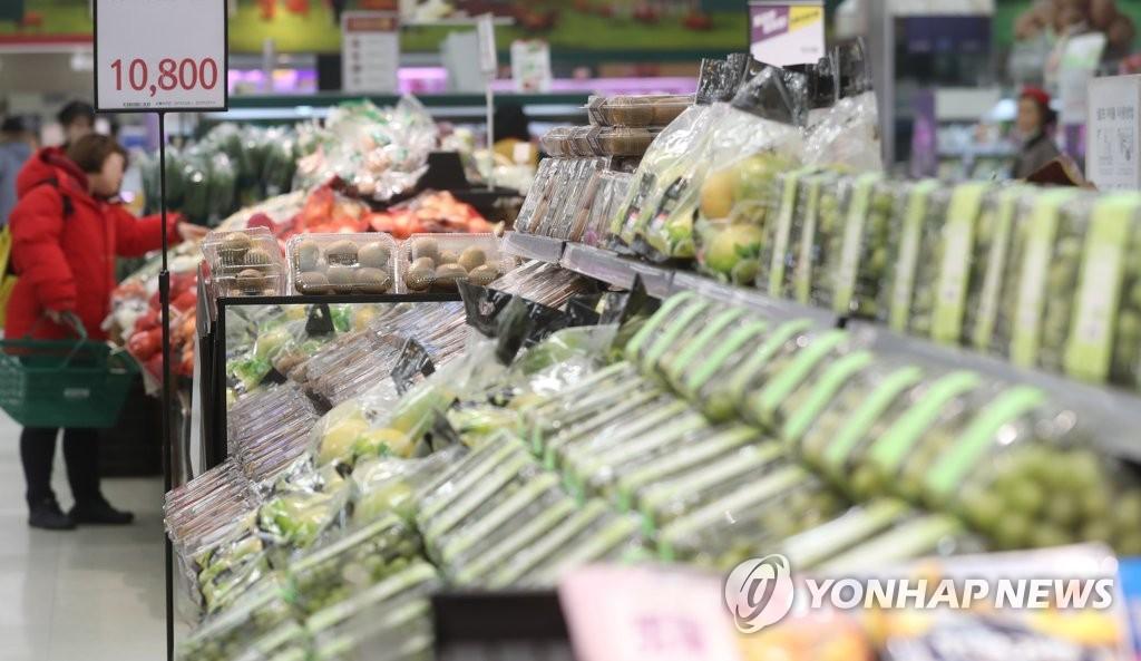 详讯:韩1月CPI同比上涨1.5%