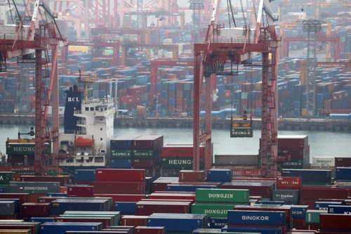 韩3月前20天出口同比增10% 日均减0.4%