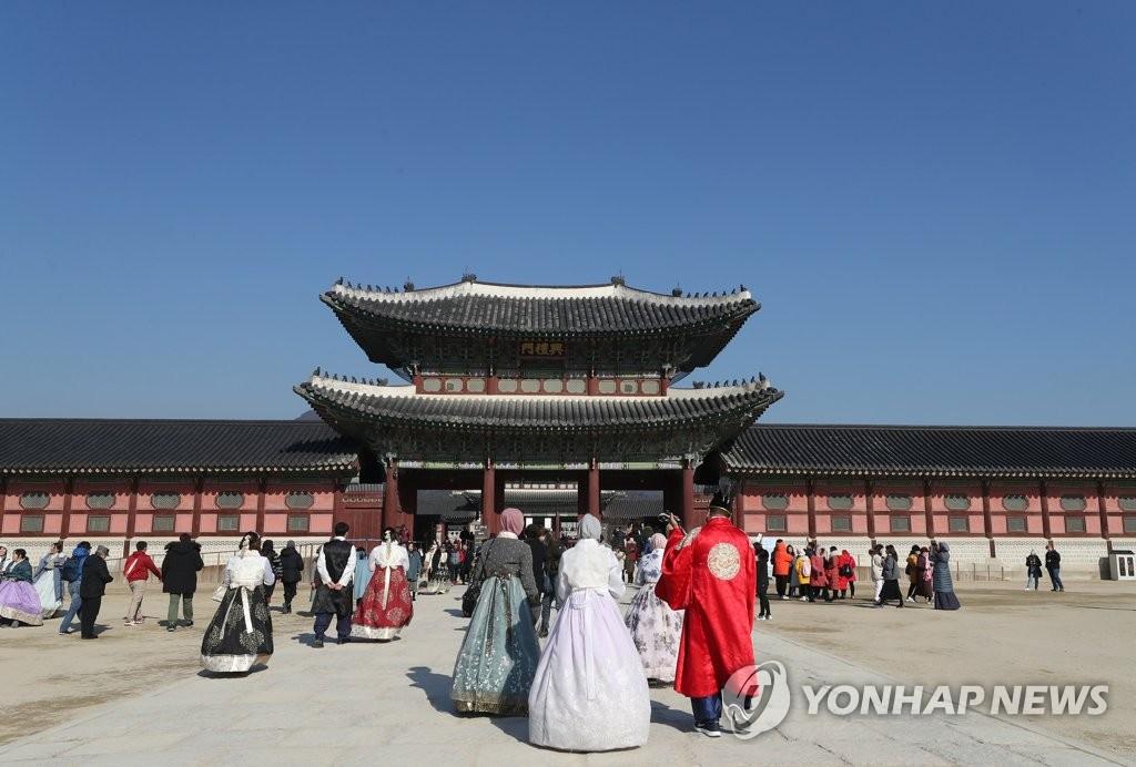 韩国拟春节假期免费开放景点促旅游保民生