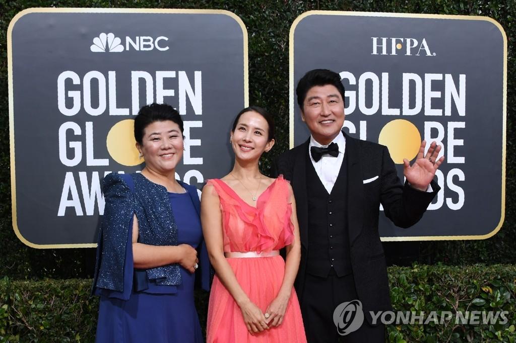 详讯:韩片《寄生虫》荣获第77届金球奖最佳外语片奖