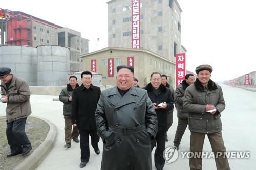 金正恩迎36岁生日 朝鲜无异常动向