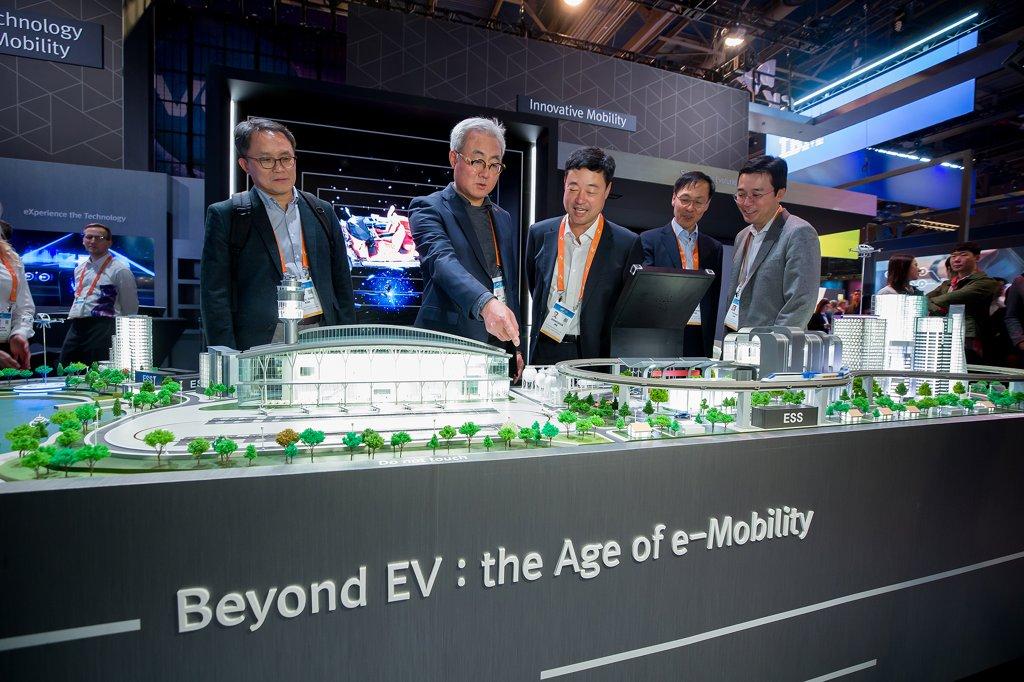 SK创新将在美投建第二家汽车电池厂