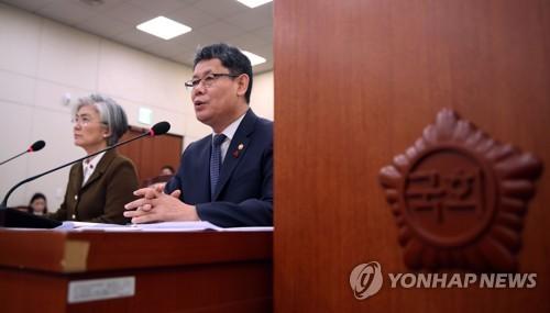 韩统一部长官:朝鲜围绕美伊局势尚无特别动向