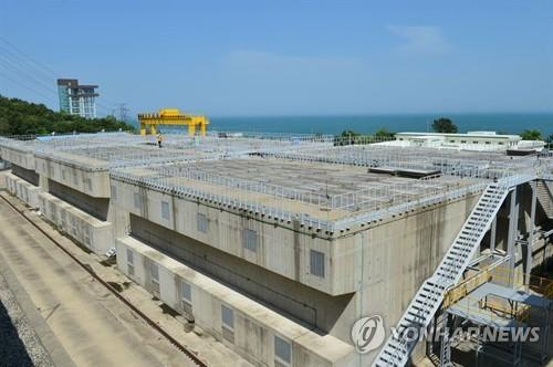 韩政府敲定庆州月城核电园核废料储存库项目
