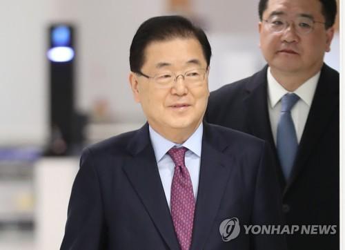 简讯:韩国安首长称已转达特朗普对金正恩生日祝福