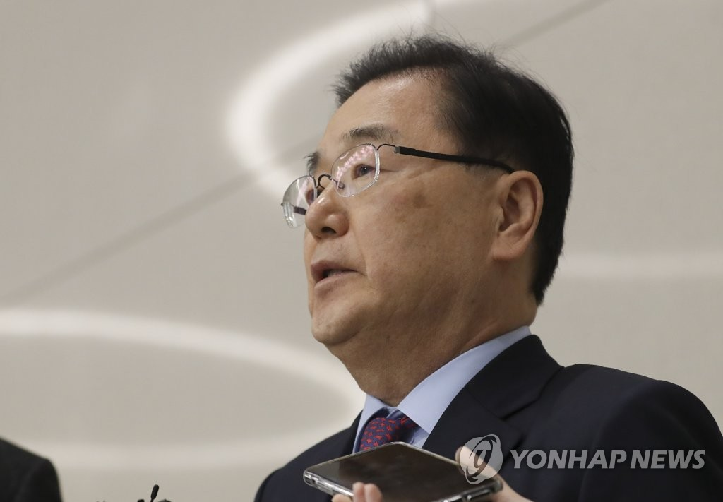 韩青瓦台重申朝鲜内部无异常动静
