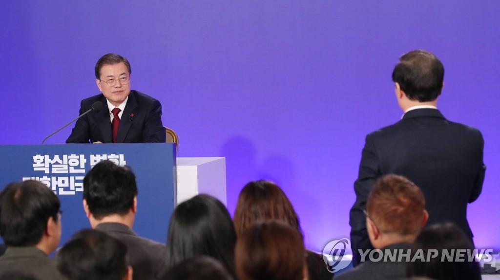 简讯:文在寅表示检察机关应主动推进改革