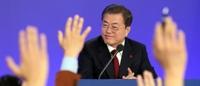简讯:文在寅强调中国在解决朝核问题上的作用
